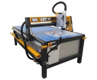 Grafinort impresion en gran formato impresora Fresadora Wolfcut