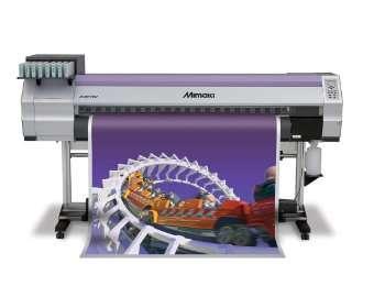 Grafinort impresion en gran formato impresora Mimaki jv33 160