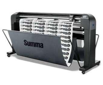 Grafinort impresion en gran formato impresora Summa df140
