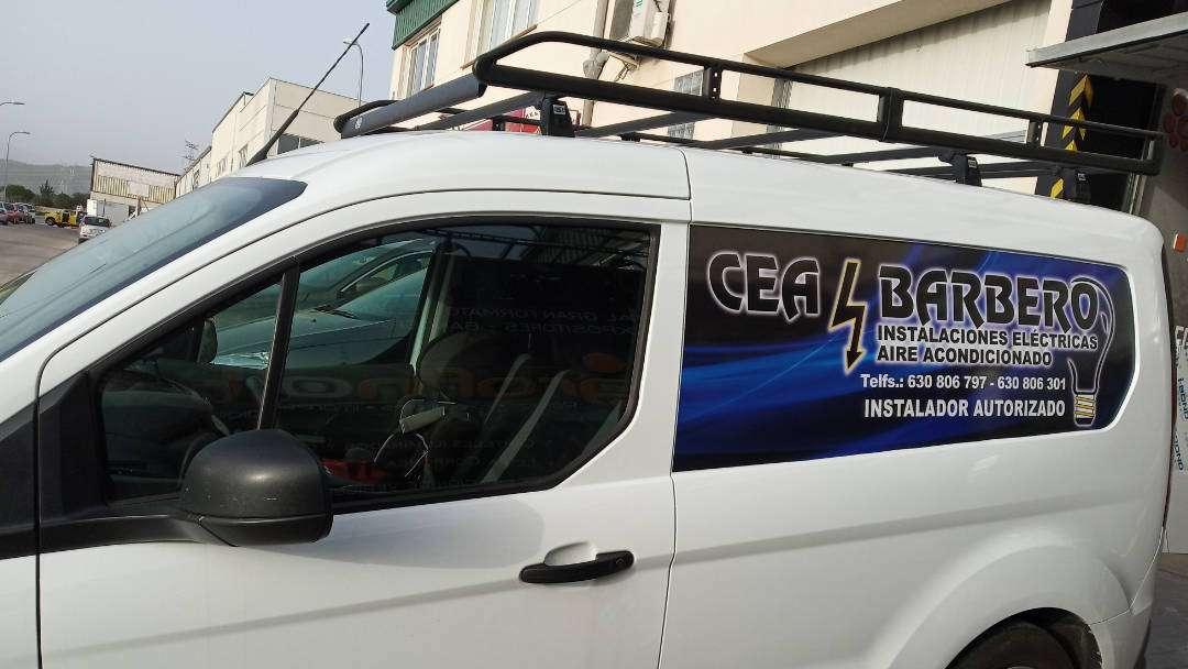 Rotulacion de vehiculos con impresión digital proyecto Cea Barbero 02