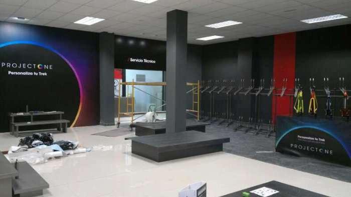 Grafinort Centro Gráfico Empresarial Fotomurales y Decoración de interiores proyecto 03