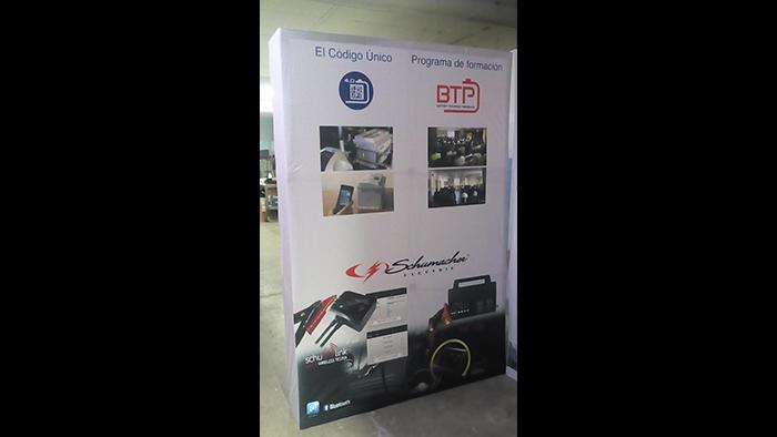 Grafinort Centro Gráfico Empresarial proyectos expositores 05
