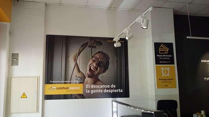 Grafinort Centro Gráfico Empresarial Fotomurales y Decoración de interiores proyecto 06