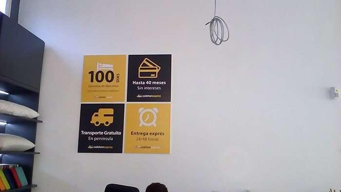 Grafinort Centro Gráfico Empresarial Fotomurales y Decoración de interiores proyecto 09