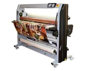 Maquina de impresion en Grafinort Centro Gráfico Empresarial kala mistral1600